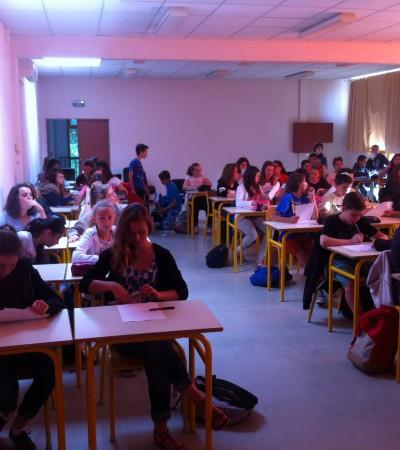 Lycée Viala 06/2014
